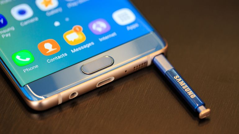 Nigeria: Samsung reporte le lancement officiel du Galaxy Note 7