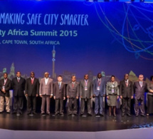 Huawei a tenu son Safe City Africa Summit à Cape Town en Afrique du Sud