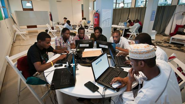 Le nombre de hubs technologiques en Afrique a plus que doublé en moins d'un an