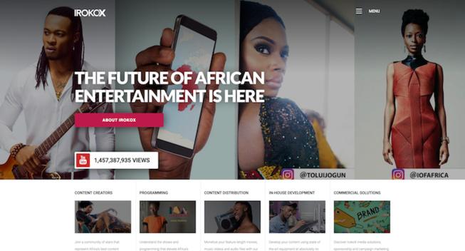 Iroko lance le portail en ligne IrokoX pour mettre en valeur le talent créatif de l'Afrique