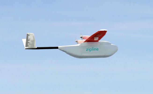 Rwanda – Lancement du premier service mondial de livraison par drones