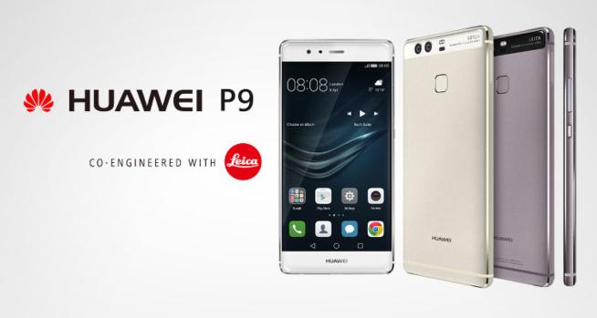 Huawei : 9 millions de P9 vendus, avec une croissance des ventes en Afrique et au Moyen-Orient