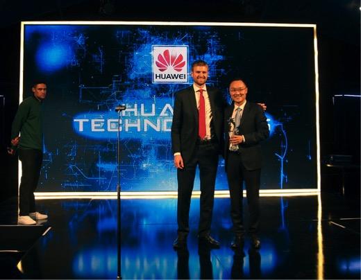 Huawei remporte deux prix à l'Africacom 2016