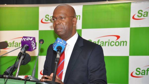 Le Trésor du Kenya verse une avance de 72,5 million $ à Safaricom pour connecter la police