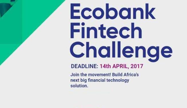 Togo: Ecobank lance le Fintech Challenge pour récompenser les startups et innovateurs africains