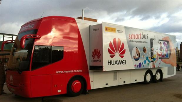 Huawei veut rendre le transport plus intelligent sur le continent