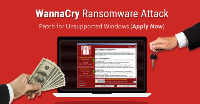 L'Afrique du Sud et la Côte d'Ivoire en tête des pays ciblés par le virus WannaCry ransomware