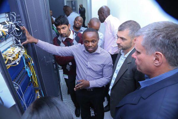 Safaricom va mettre en place le premier laboratoire de télécommunications au Kenya