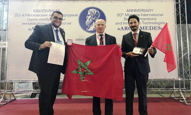 Le laboratoire marocain smartilab remporte le grand prix for Salon de l innovation technologique