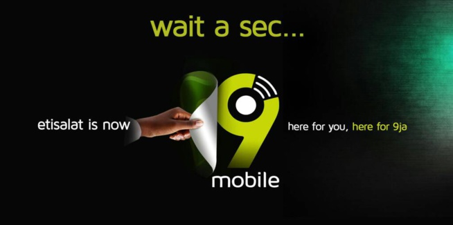 Le régulateur des télécoms approuve le changement de nom d'Etisalat Nigeria en 9mobile