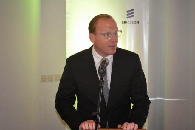 Nicolas Blixell, nouveau CEO d'Ericsson en Afrique de l'Ouest