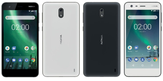 Le Nokia 2 débarque au Nigeria