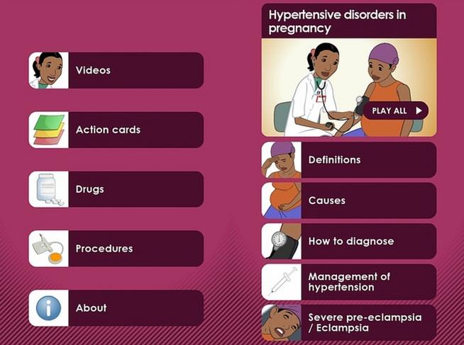 L'application Safe Delivery lancée pour lutter contre la mortalité infantile au Ghana