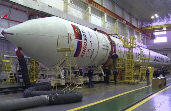 Angola: Le gouvernement annonce un nouveau satellite
