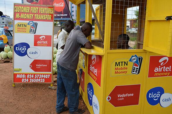 Le Ghana sur le point de lancer l'interopérabilité de l'argent mobile