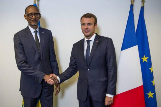 Viva Technologie - Kagame veut attirer les entreprises technologiques françaises au Rwanda
