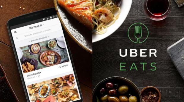 Kenya : Uber lance son application de livraison de nourriture à Nairobi
