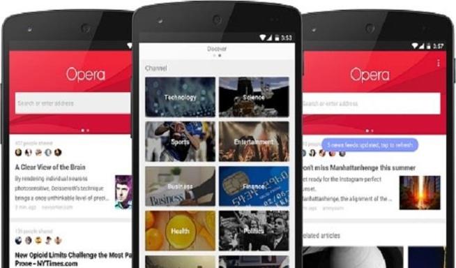Opera News – Déjà 10 millions de téléchargements en Afrique