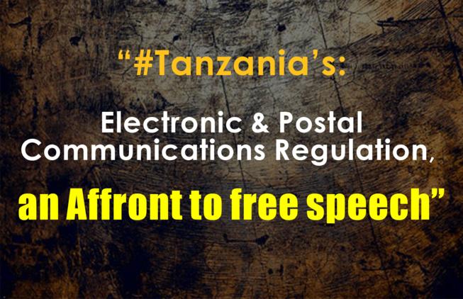 Tanzanie : Les blogueurs et les créateurs de contenu dans le tourment