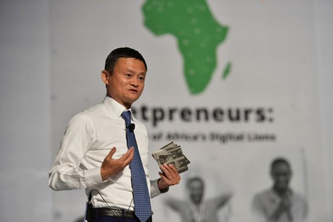 Le patron d'Alibaba lance un concours de 10 millions $ pour les startups à Johannesburg