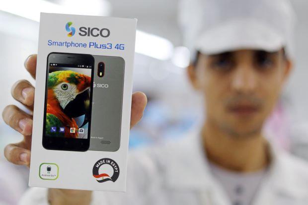 Le premier fabricant de smartphones égyptien cible le Ghana, et d'autres marchés