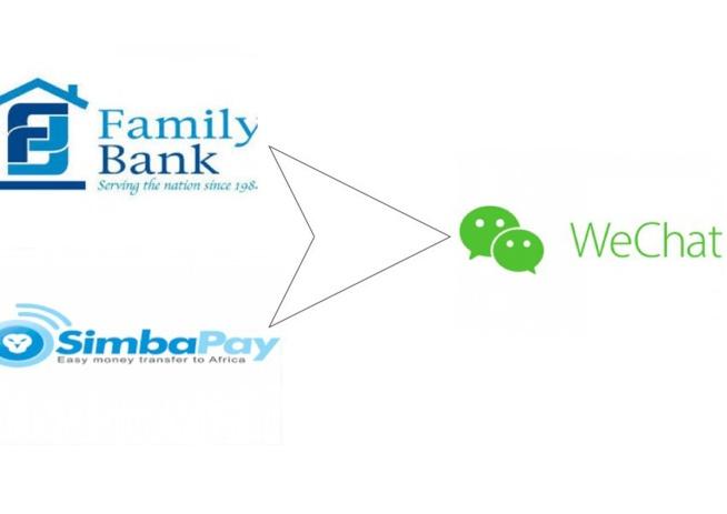 SimbaPay et Family Bank s'associent pour lancer un service de paiement basé sur WeChat
