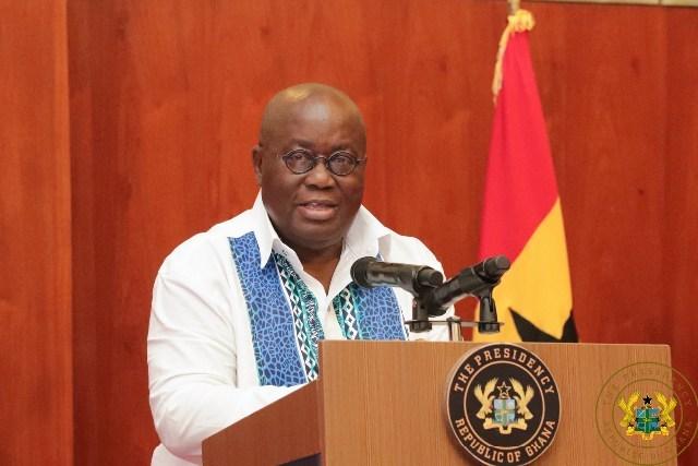 Ghana: le président Akufo-Addo lance un projet d'e-justice