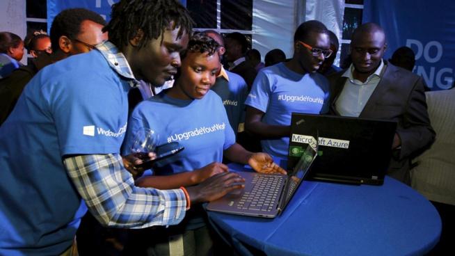 Microsoft va ouvrir des centres pour développeurs au Kenya et au Nigeria