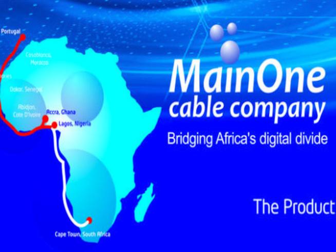 MainOne prépare la mise en service d'un câble sous-marin en Côte d'Ivoire