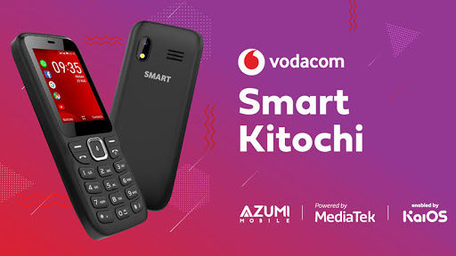 Le smart feature phone à 20$ de Vodacom est en rupture de stock en Tanzanie