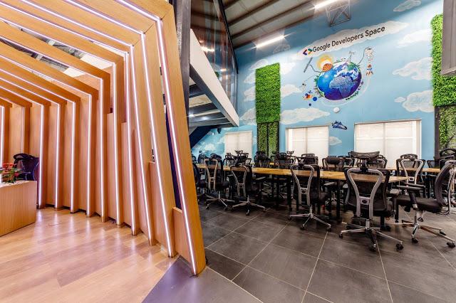 Ouverture du premier Google Developers Space à Lagos