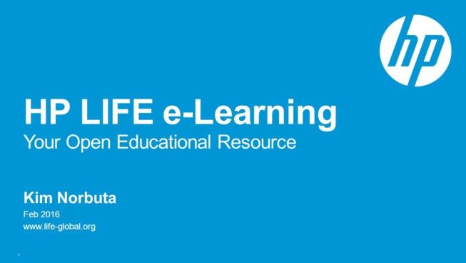HP et l'Union Africaine partenaires pour l'enseignement à distance