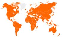 Map Orange