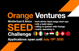 MEA Seed Challenge : Orange va financer les meilleures start-up de la région MEA