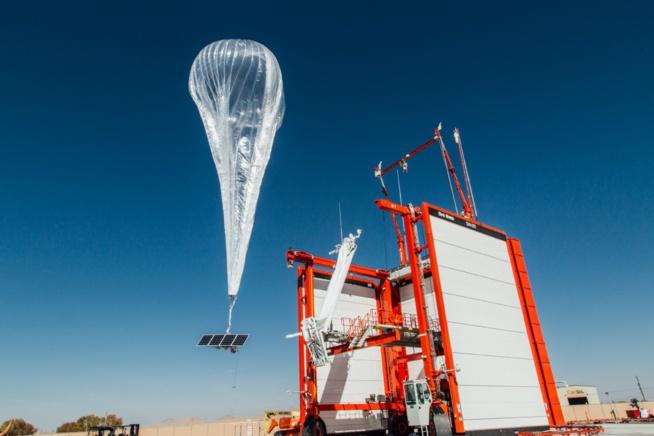 Telkom Kenya lance l'Internet des Loon Balloons de Google