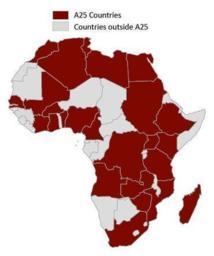 L'Afrique, exemple de fracture numérique Nord-Sud… ?