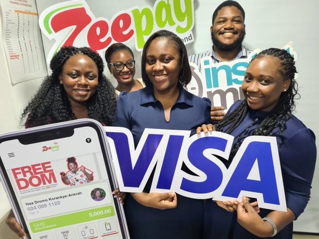 Ghana: Zeepay et Visa s'associent pour apporter les paiements numériques à plus de consommateurs