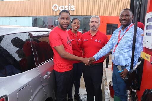 Tanzanie: Vodacom propose le paiement du carburant via M-Pesa
