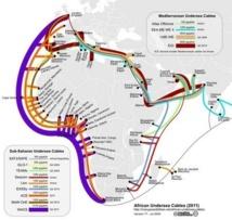 De nouveaux câbles sous-marins à fibre optique sur le continent africain en 2014