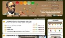"""Un site Web pour évaluer l'action présidentielle au Sénégal : """"Mackymetre.com"""""""