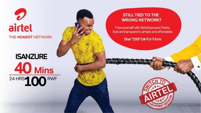 Rwanda : Le régulateur ordonne à Airtel d'arrêter sa campagne publicitaire controversée