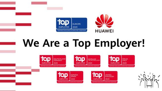 Huawei désigné meilleur employeur dans quatre pays d'Afrique