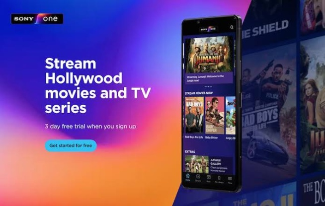 "Nigéria : Sony Pictures s'associe à MTN pour lancer l'application ""Sony One'"