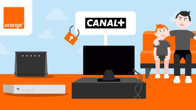 Orange annonce son nouveau partenariat avec Canal+ en Côte d'Ivoire
