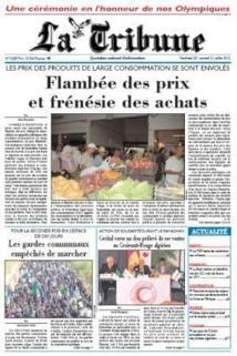Algérie - LA TRIBUNE désormais disponible sur les Smartphones