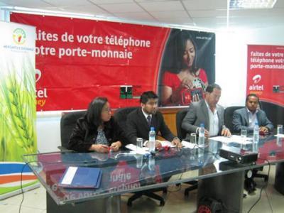 Madagascar : Entrée en bourse d'Airtel