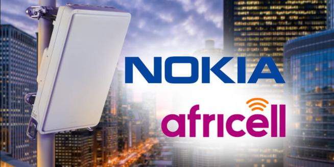 Angola : Nokia signe un accord avec Africell dans les telecoms