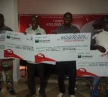 Guinée: Cellcom fait de nouveaux millionnaires chaque semaine !
