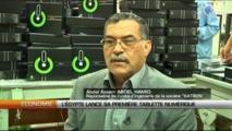 L'Egypte lance sa première tablette numérique