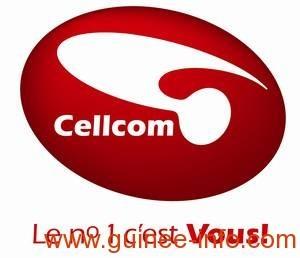 Guinée : Cellcom Guinée annonce le lancement de son réseau 3G+